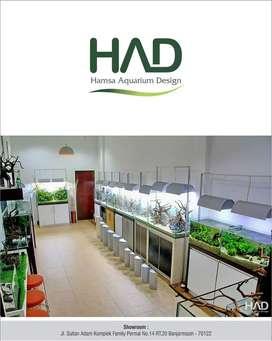 Hamsa Aquarium Design