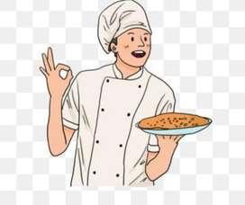 Mugha cook chahiya apana shop Ka liya