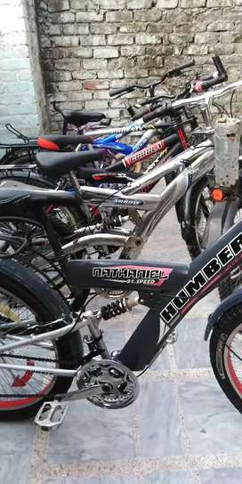 Salam Used Bicycles Available in Very Good Condition Ready to Use