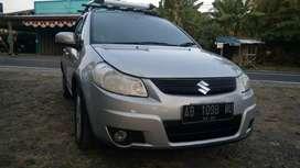 Suzuki Sx4 X-over Automatic th 2008 Plat AB Full ori