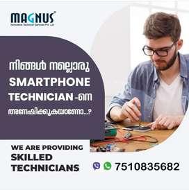 Mobile technician