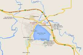 21 Kanal Land for sale in Kallar Kahar by Army Officer