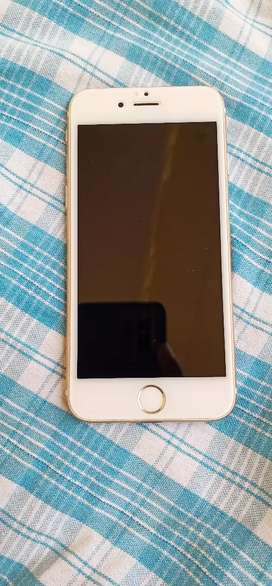 I Phone 6s gold 64gb super condition 1year old phone