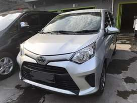 Toyota Calya Tipe E Manual 2018