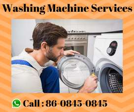All Types of Washing Machine Services in Chennai