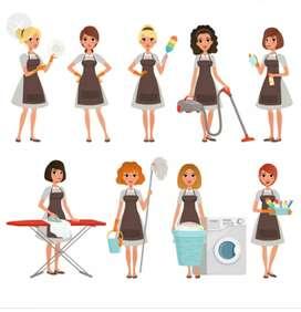 Housemaid.
