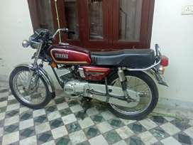 Yamaha for sale RX 135 (moving abroad)