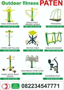 Jual Alat Fitness Outdoor Termurah CV Inti Aura Asia