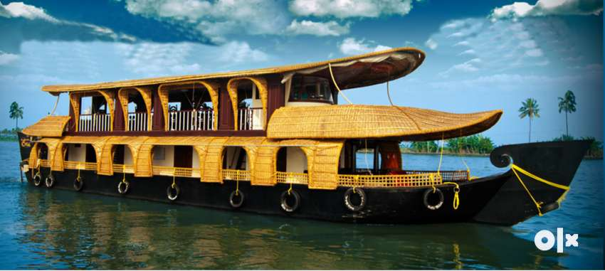 2 A/C Bedroom Steel House Boat for Sale 0