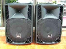 speaker monitor pasif 15 inchi