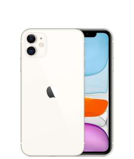 iPhone 11 64gb White Under Warranty Perfect Condition