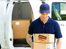 Urgent opening for Delivery boy