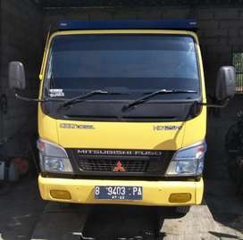 Mitsubishi canter 125 HD Dumd truck th 2012