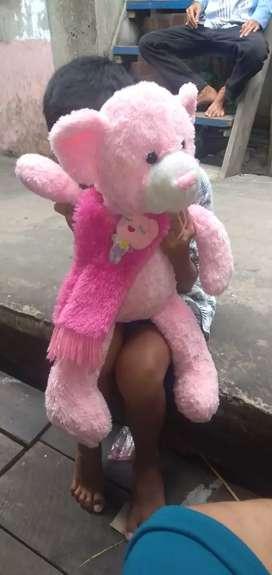 Jual boneka pink