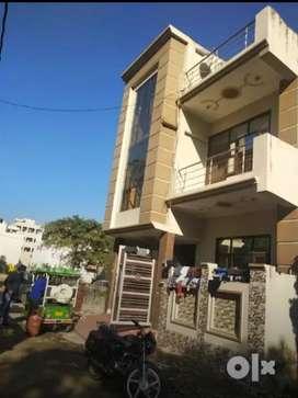 First floor of 3 Rooms house for rent Sandesh Nagar Kankhal