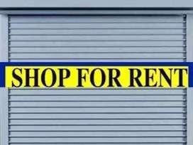 Building for sale andShops for rent