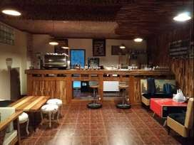 Dijual Ruko Bagus dan Luas Cocok Untuk Restoran di Sayap Dago
