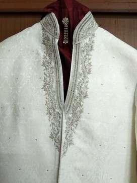 MANYAVAR brand designer sherwani
