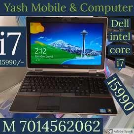 Dell i7 6520b laptop