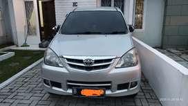 Dijual Avanza 2011 Matic tipe G