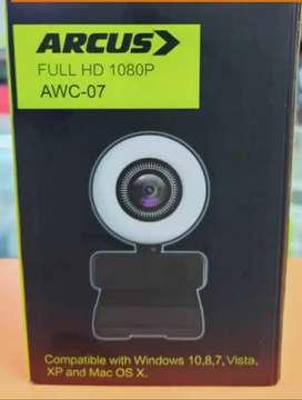 Kamera Webcam Arcus 1080P AWC-07