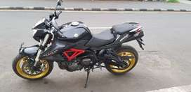 Benelli 600i new special edition