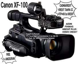 "Canon XF-100 [LCD size 3.5""/Full HD 1080/Max Shutter Speed 1/2000sec]"