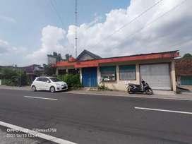 Ruko Ruang Usaha Murah Istimewa Jalan Utama Sambisari Purwomartani