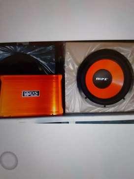 Audio Mobil Paket Murmer