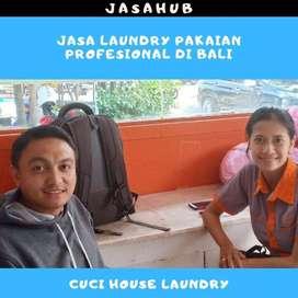Jasa Laundry Pakaian Profesional Di Bali