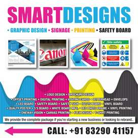 Urgent requirements of Graphic Designer