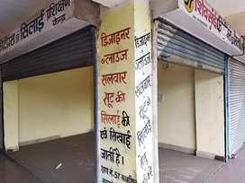 Kabir nagar,  Raipur, Corner shop for rent, 1 floor,  2 side opening