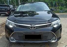 Toyota camry 2.5 V Matic 2015 Hitam