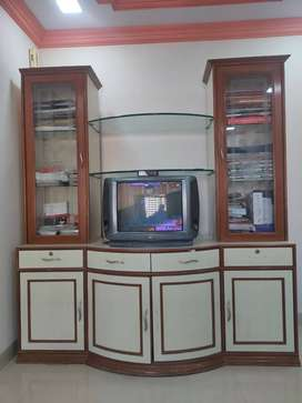 TV unit Cum Storage
