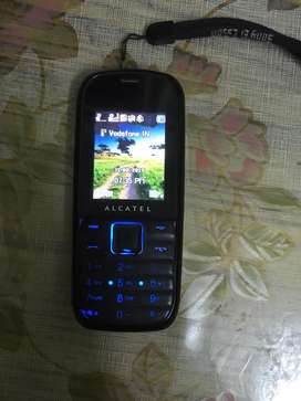 Alcatel with camera phone for 800 rupees