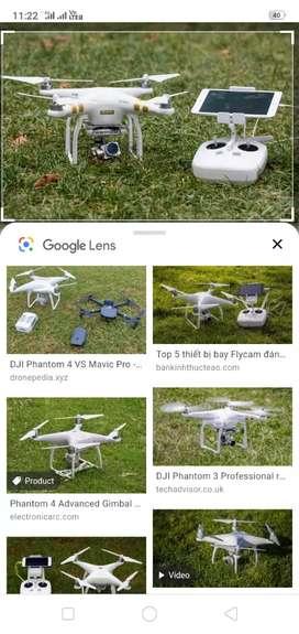 Drone dji phantom 4advance 4k drone