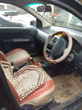 Hyundai getz power window, power steering, CNG.