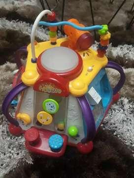 Joy box mainan bayi music box preloved baby