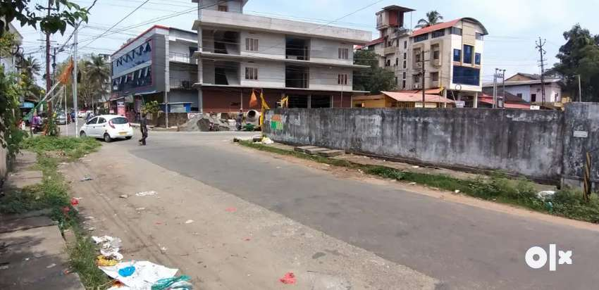 30 cents commercial plot at Trivandrum city , 15 cents each available