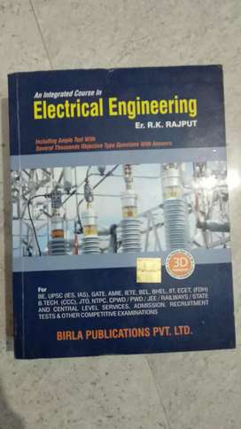 Electrical engineering by R K Rajput