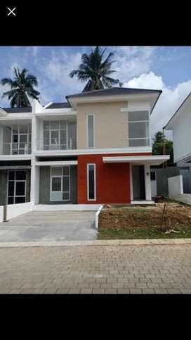 Disewakan rumah baru blm perna tinggal  Di Lihaga Tamansari manado