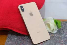 Iphone Xs max 512gb gold garansi tam