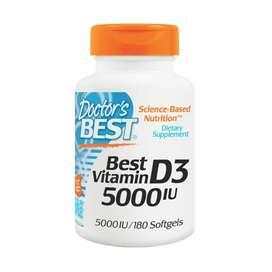 VITAMIN D3 5000 UI DOCTORS BEST ASLI JAKARTA