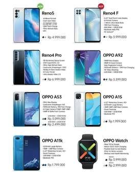 Oppo Semua Type (BARU)