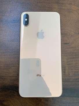 I phone XS Max 64gb gold clr