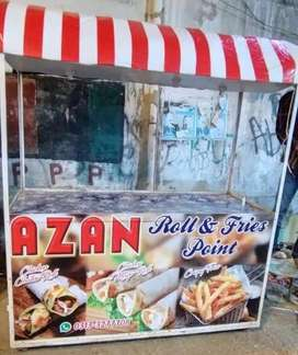 Food counter for sell