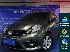 [OLXAutos] Honda Brio 1.2 E Satya  2017 M/T Abuabu #AutoBro
