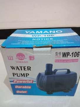 Pompa kolam mantap like new yamano