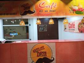 Cafe for sale absolute desi cafe modern dhaba