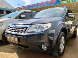 Forester 2012 A/T Mulus